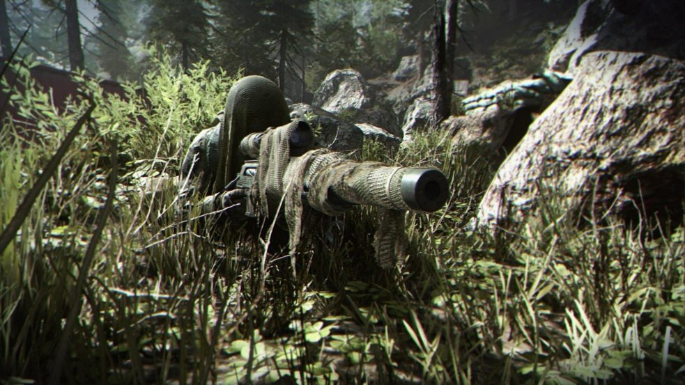 Emergono i primi screenshots multiplayer di Modern Warfare
