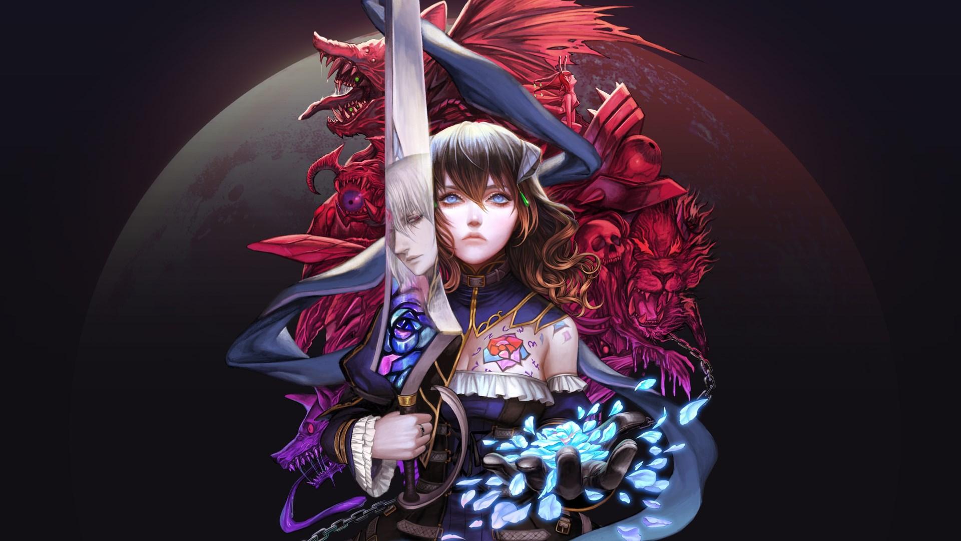 Bloodstained: Ritual of the Night disponibile da oggi
