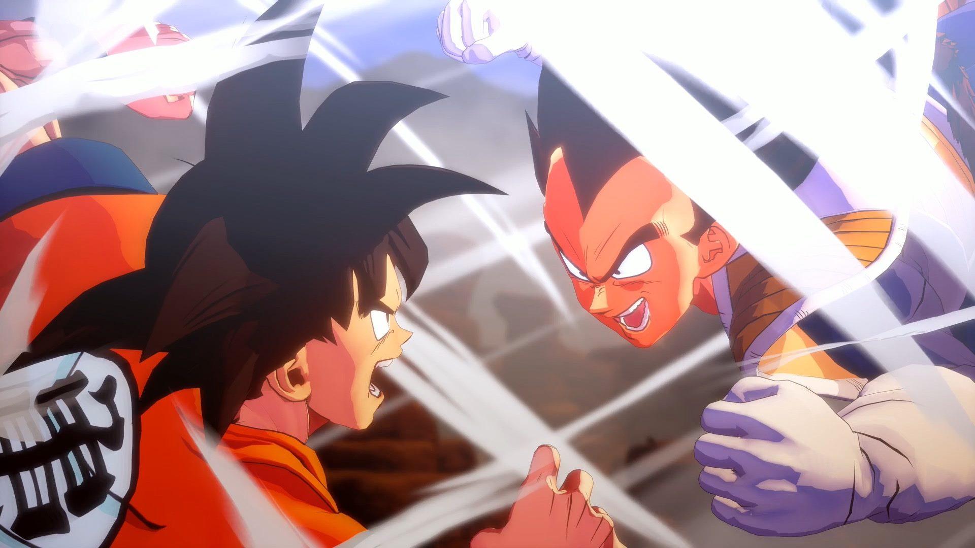Un po' di immagini da Dragon Ball Z: Kakarot