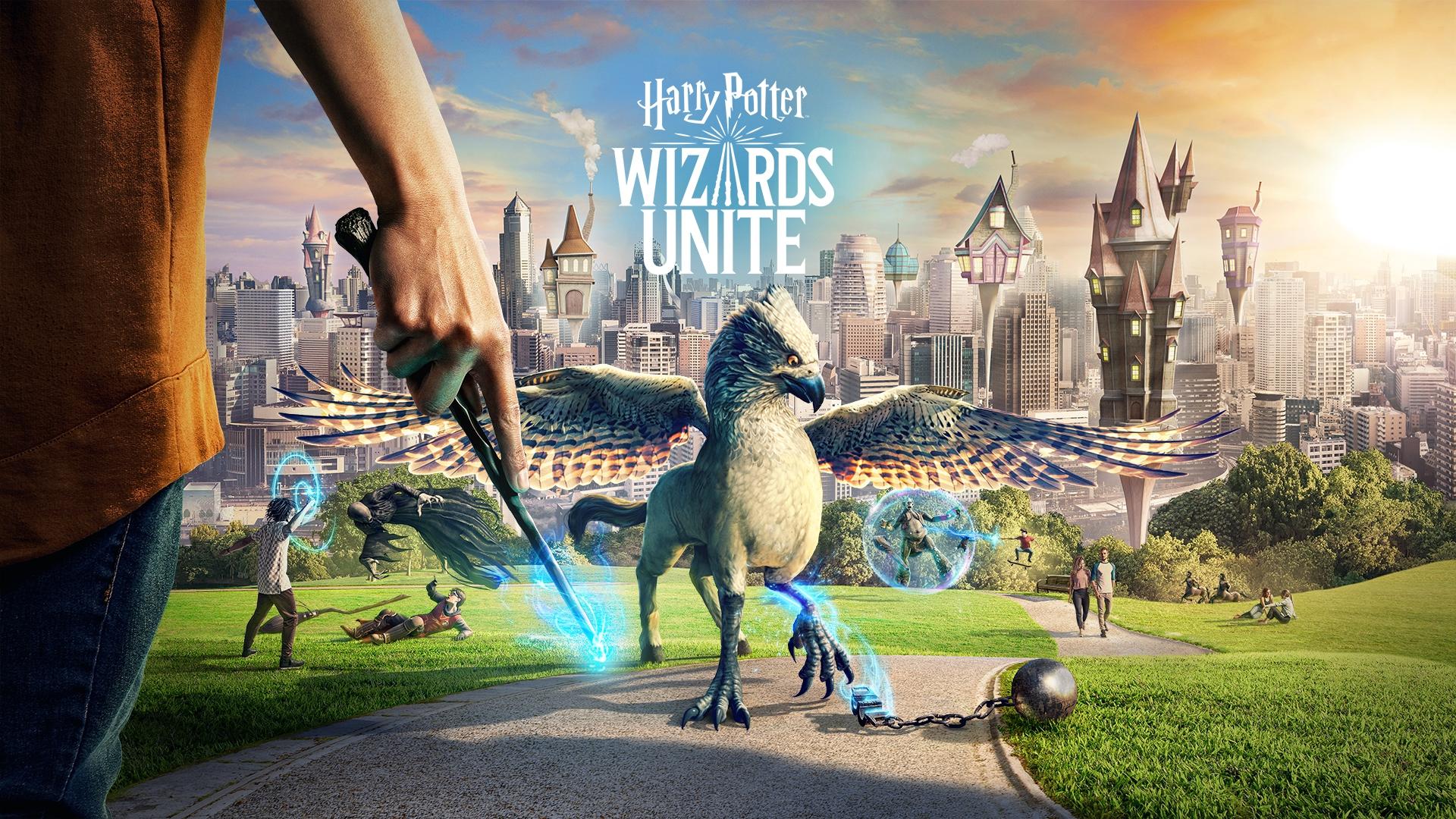 Harry Potter: Wizard Unite arriva anche in Italia