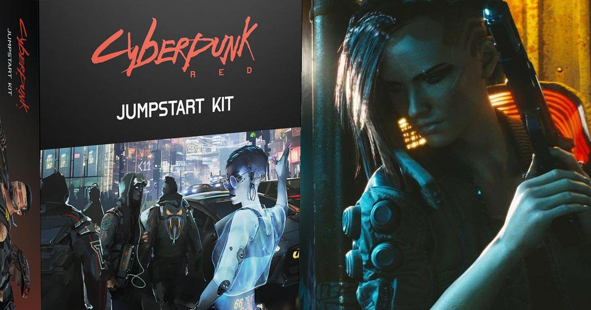 Il tabletop di Cyberpunk 2077 si aggiorna