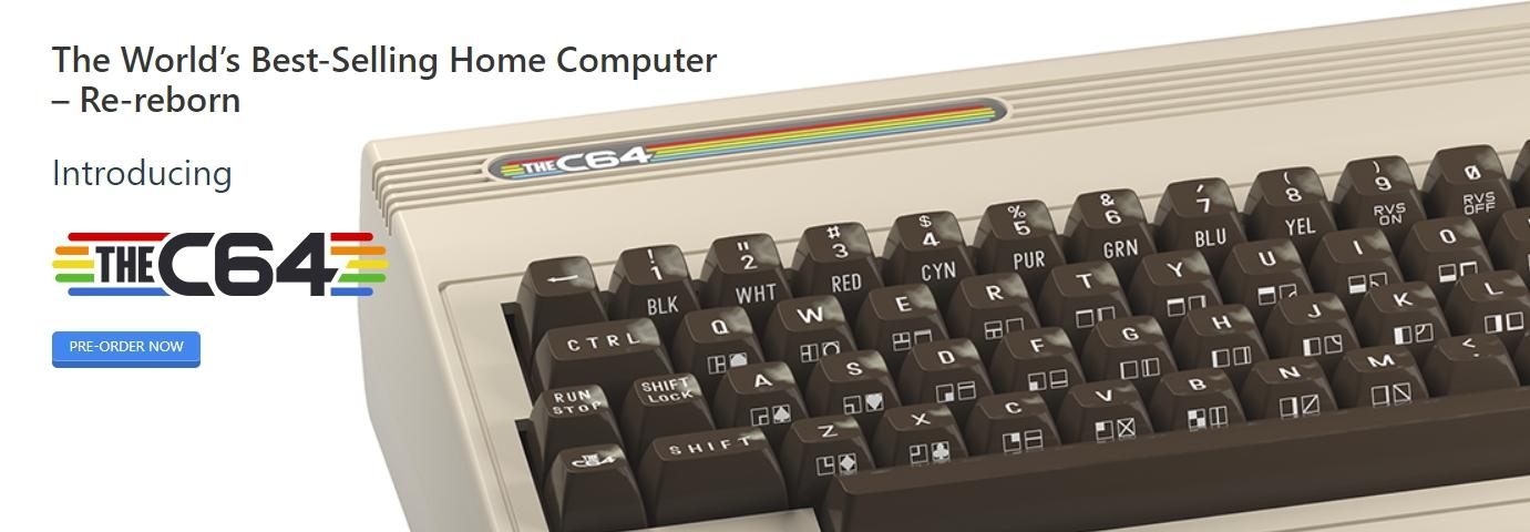 Ritorna THE C64