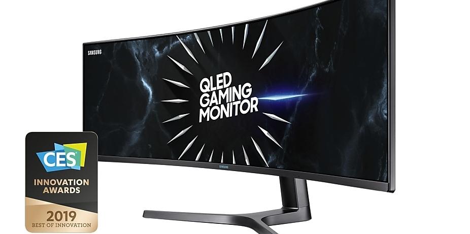 Ecco la nuova linea monitor Samsung per il gaming e il lavoro