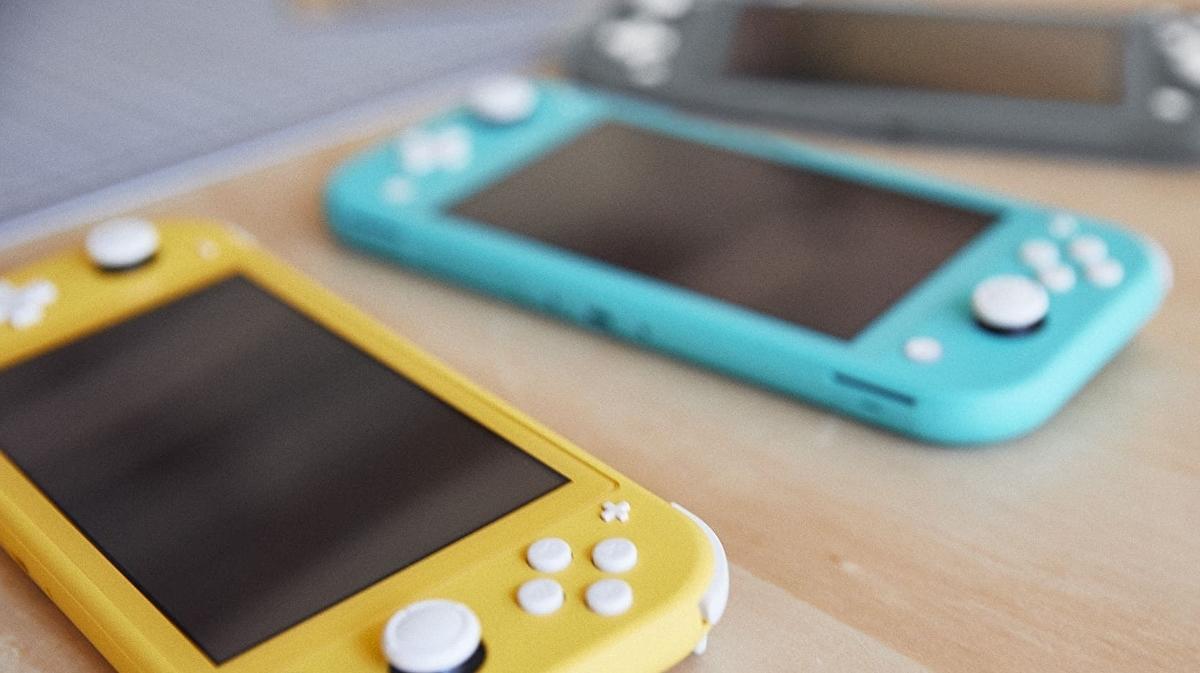 Nintendo ufficializza Switch Lite