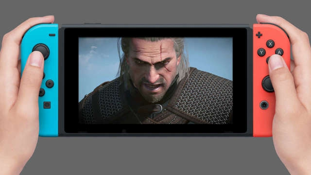The Witcher 3 sbarca su Switch