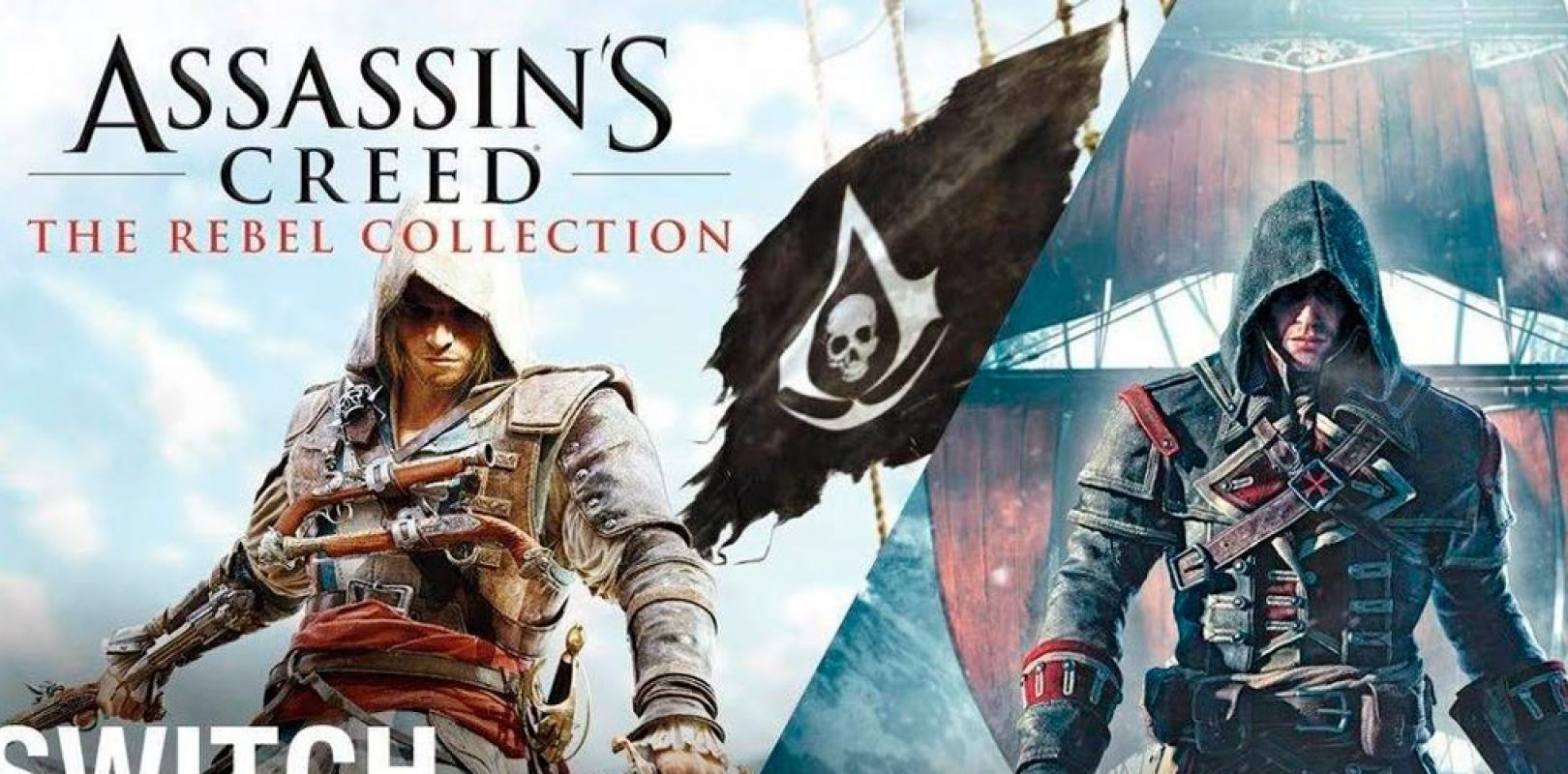 Ubisoft annuncia Assassin's Creed: The Rebel Collection