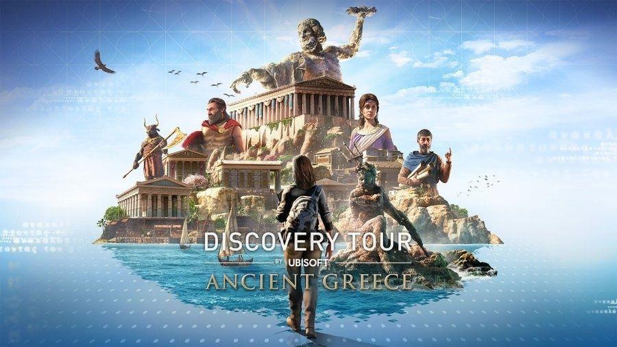 Assassin's Creed Discovery Tour è ormai pronto per il lancio
