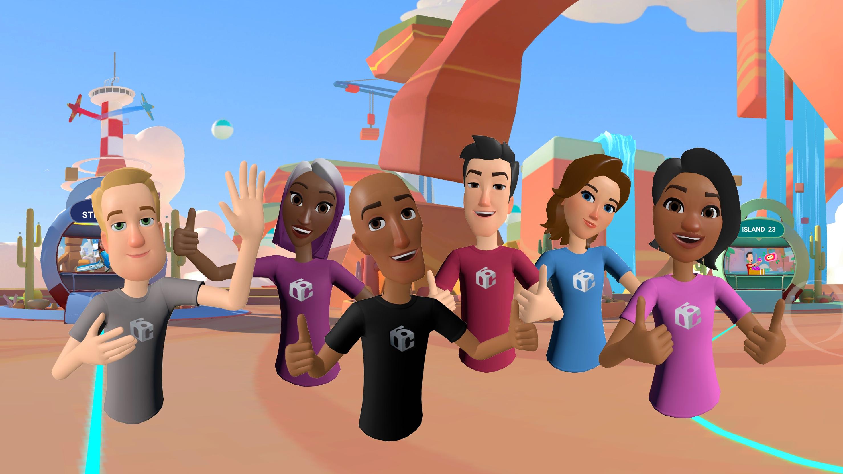 Facebook diventa virtuale grazie a Oculus e Horizon
