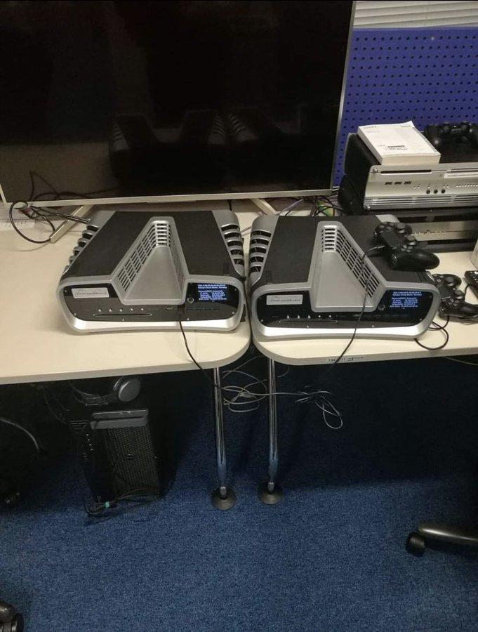 Ecco i Devkit PS5