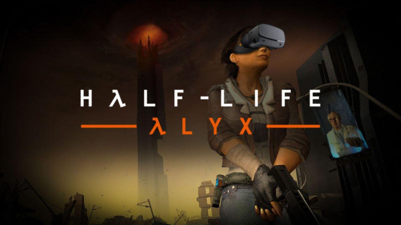 Alyx manda in tilt le scorte VR
