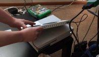 Uno speciale adattatore consente di utilizzare le carrozzine elettriche come Joypad