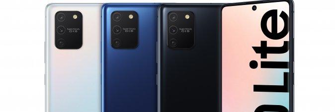 Samsung allarga la famiglia Galaxy