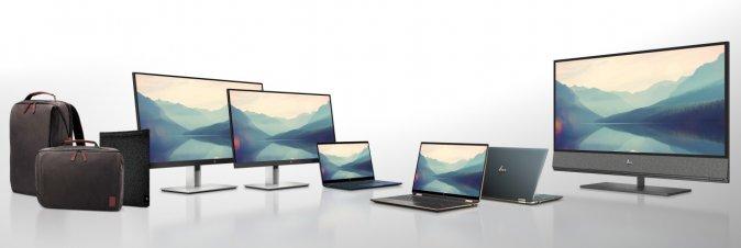 Le proposte HP per il 2020, le performance diventano leggere
