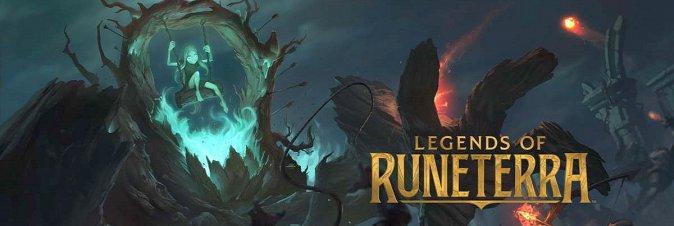 La Open Beta di Legends of Runterra è quasi pronta