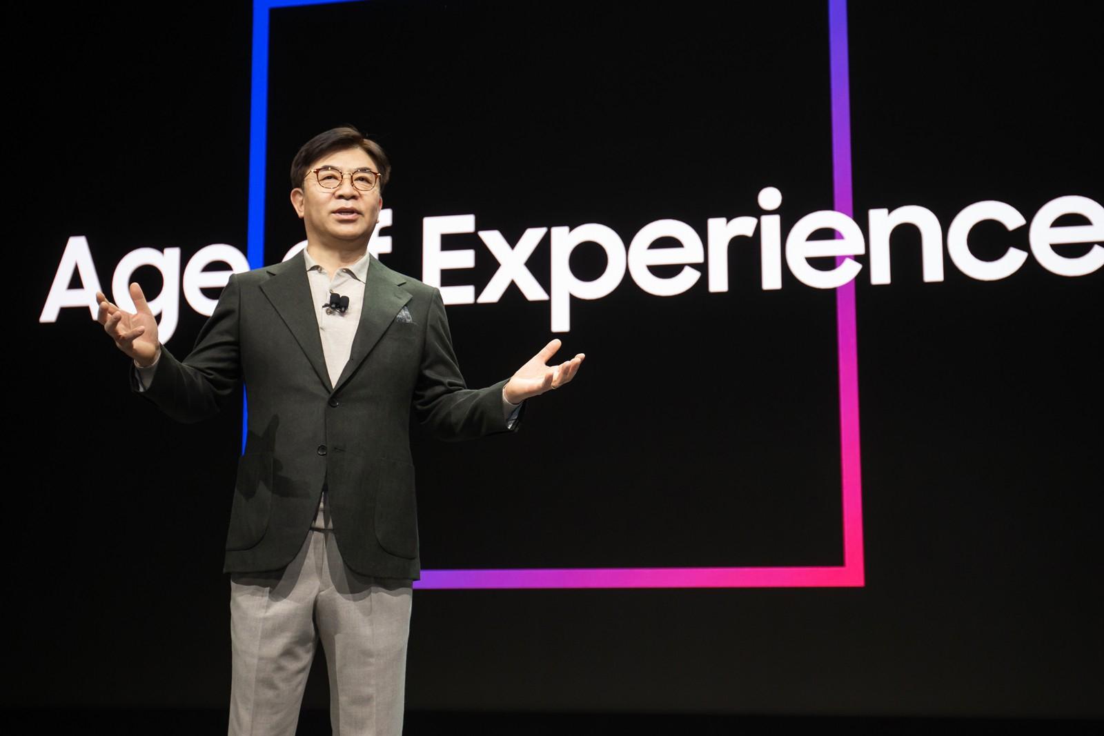 Samsung presenta la Age of Experience