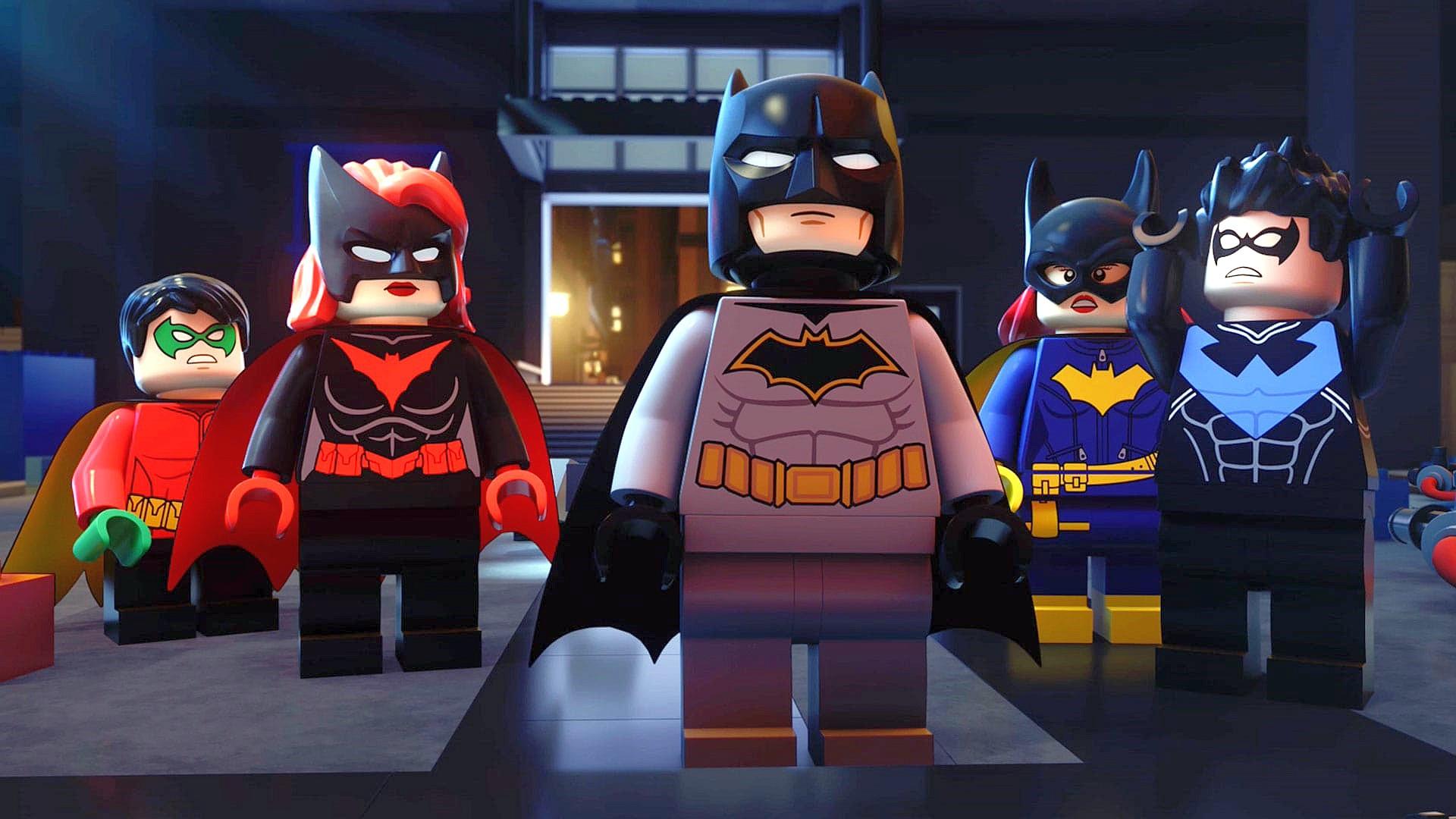 LEGO DC Batman: Family Matters è in arrivo su Infinity Premiere
