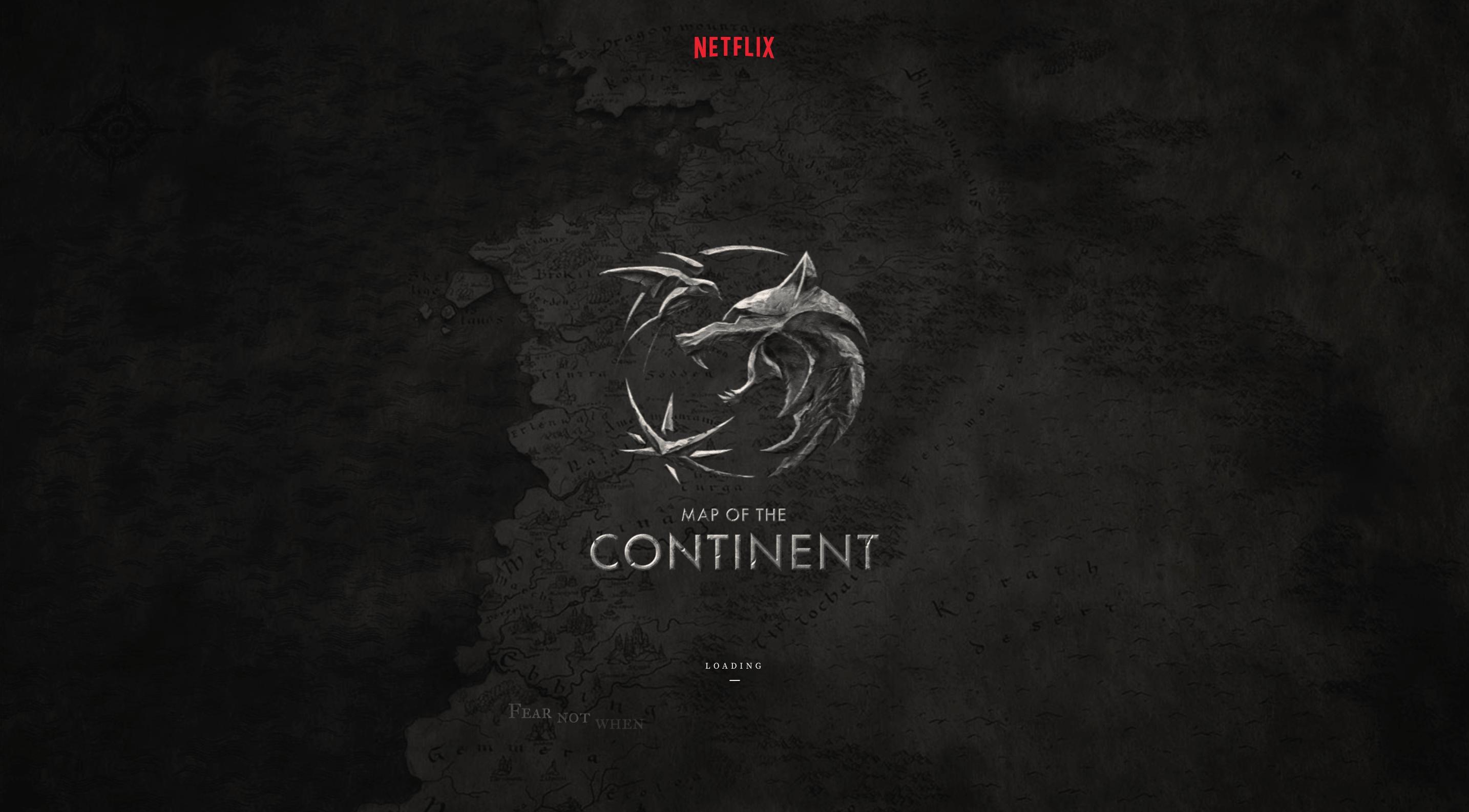Netflix ha realizzato una timeline per The Witcher