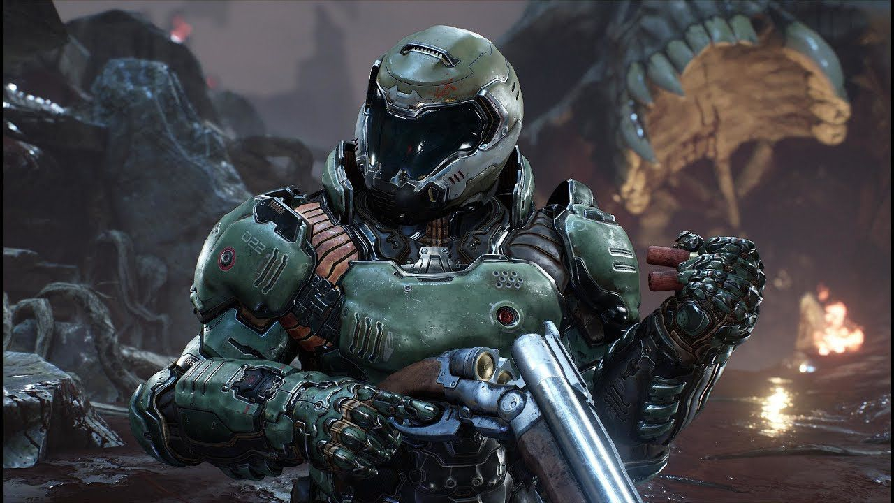 Un nuovo trailer per Doom Eternal