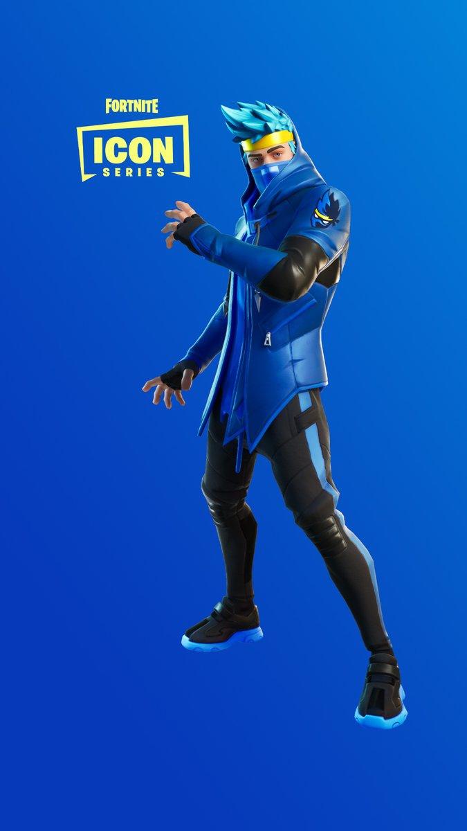Ninja ha una sua skin su Fortnite