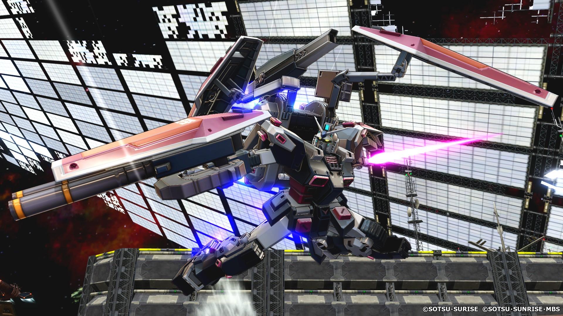 Dal cabinato alla PS4: arriva Mobile Suit Gundam Extreme Vs. Maxiboost On.
