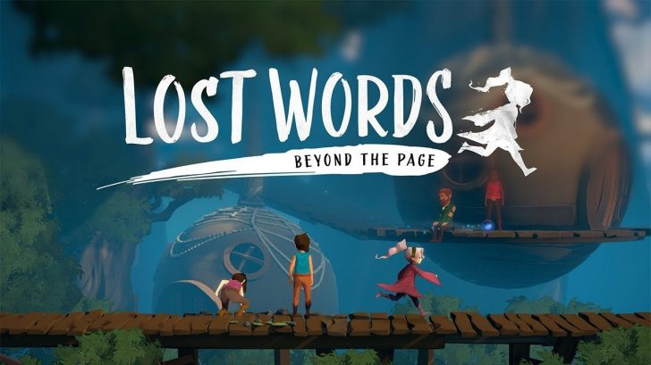 Primo trailer per Lost Words: Beyond the Page