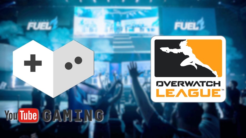Activision Blizzard e YouTube assieme per il bene dell'esport
