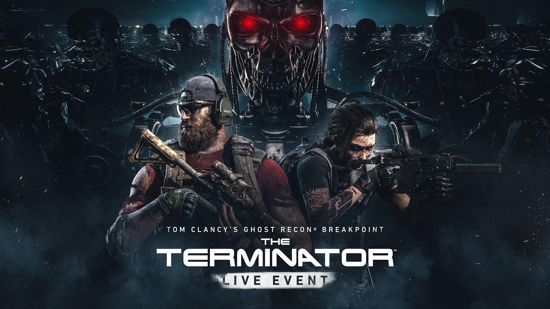 Terminator Vs. Ghost: chi la spunterà?