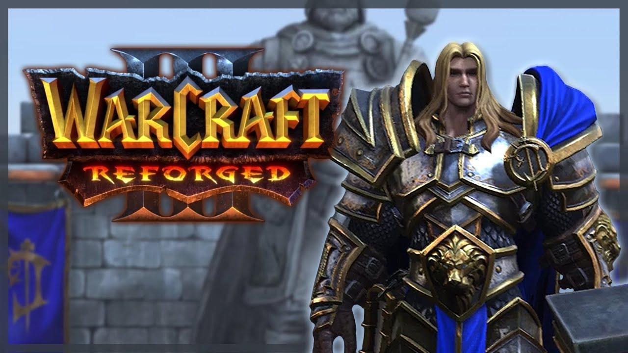 Gamesurf Live: questa sera alle 21 un succoso antipasto di Warcraft 3 Reforged