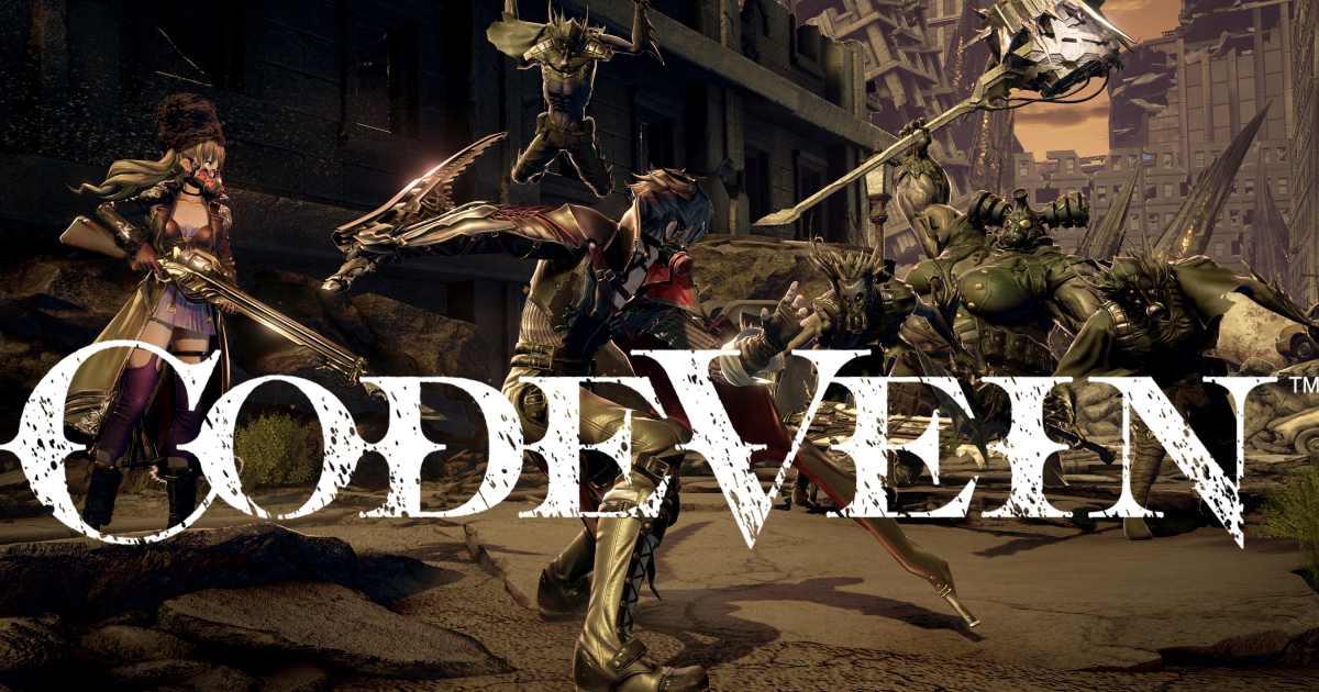 Esce oggi il primo DLC di Code Vein