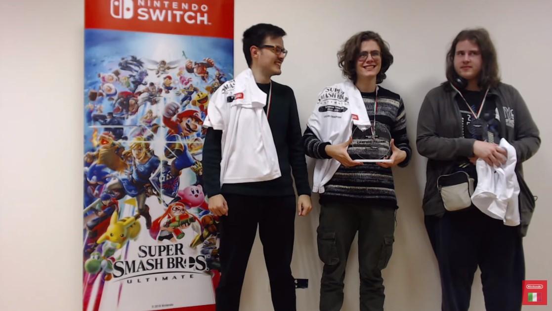 I Perfect Pivots rappresenteranno l'Italia al Campionato Europeo di Super Smash Bros.