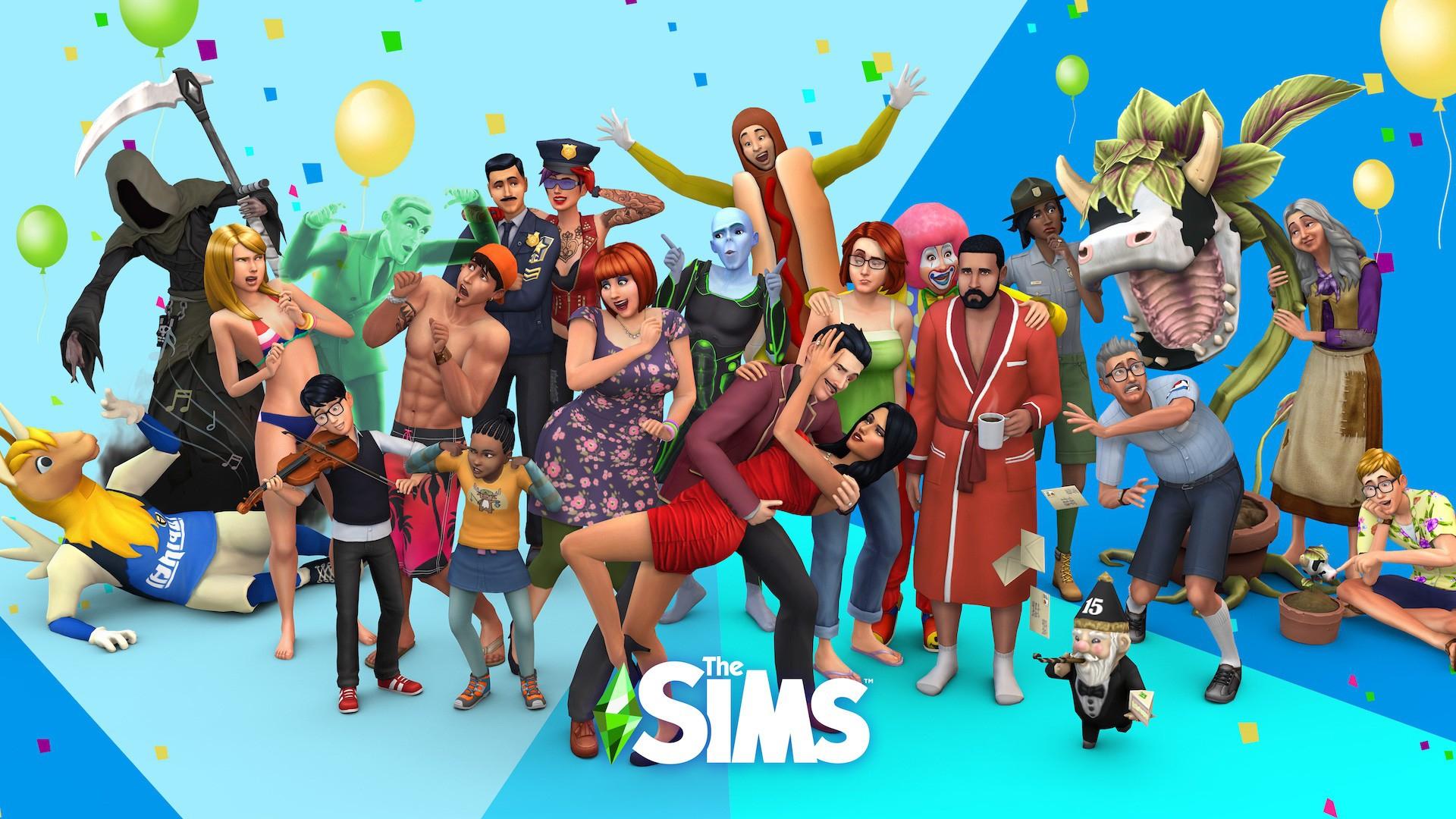 The Sims compie vent'anni