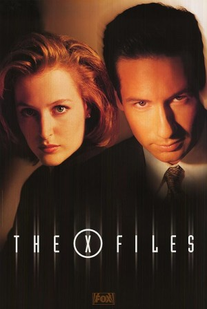 X-Files cover