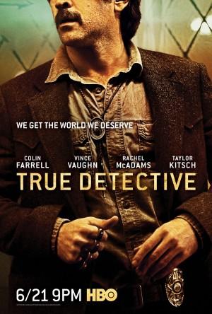 Copertina True Detective