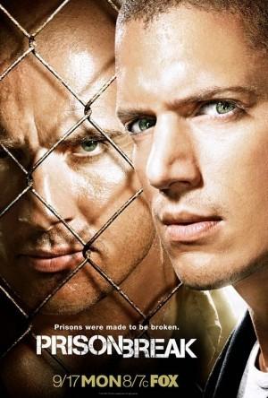 Copertina Prison Break