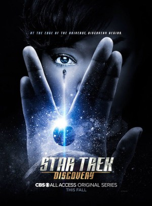 Star Trek: Discovery cover