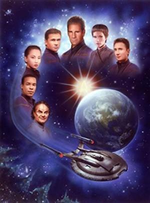 Copertina Star Trek Enterprise
