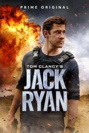 Tom Clancy's Jack Ryan cover