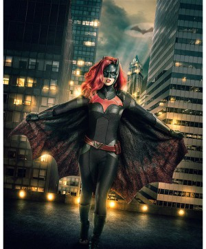 Batwoman cover