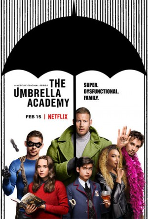 The Umbrella Academy cover