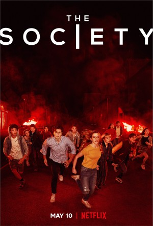 The Society cover