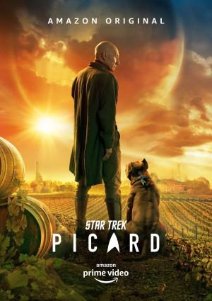 Star Trek: Picard cover