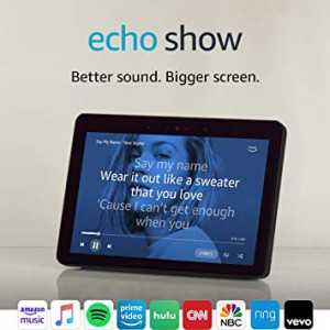Amazon Echo Show cover