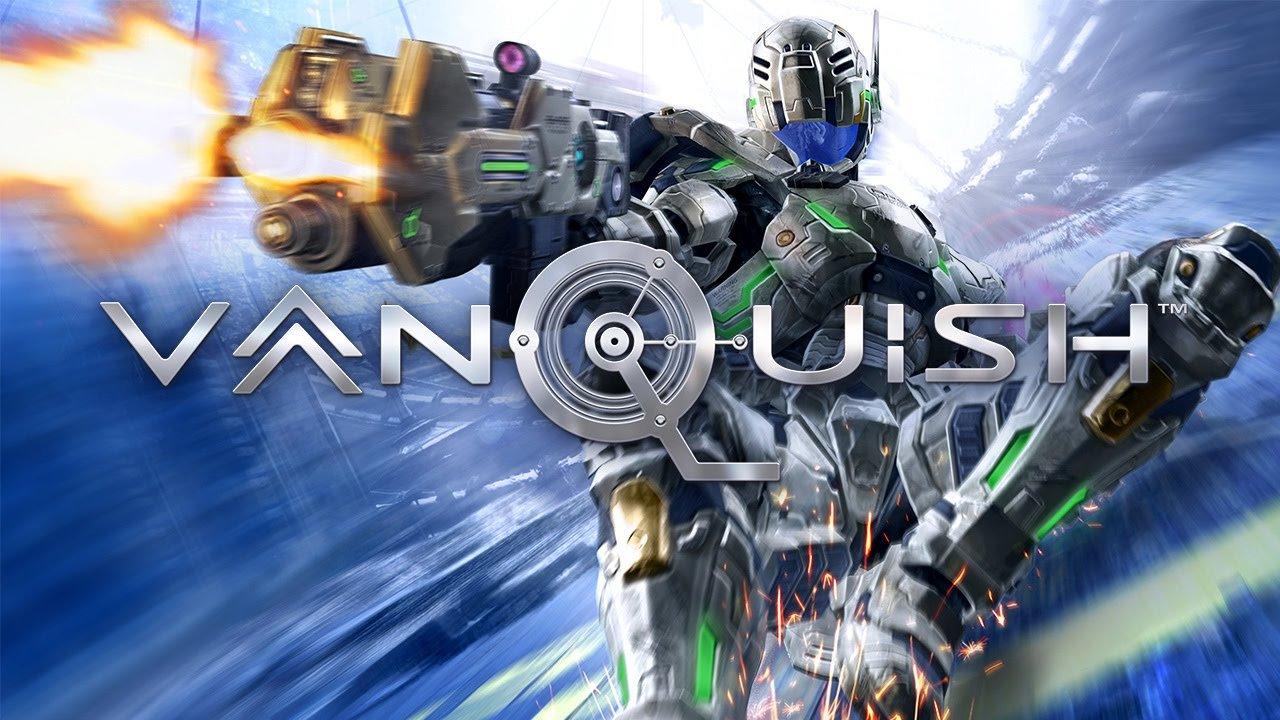 Vanquish (PC) - PC Announce Trailer