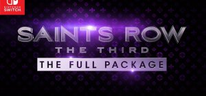 Saints Row The Third - Saints Raw The Third - Full Package arriva su Nintendo Switch