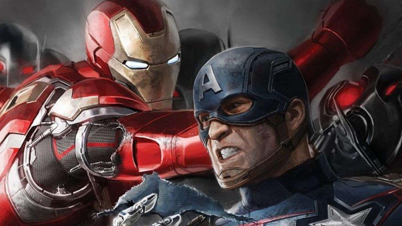 Captain America: Civil War (Cinema) - Secondo Trailer Ufficiale Italiano