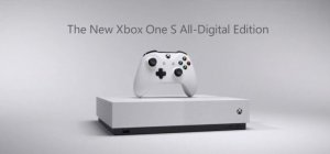 Xbox One S - Xbox One S All Digital è ufficiale