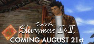 Shenmue I & II HD Remaster - Trailer release date
