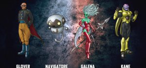 Jump Force: Unite to Fight - Personaggi aggiuntivi