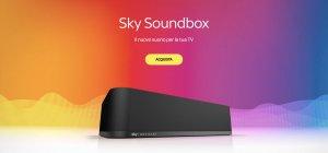 Sky Soundbox - Il test