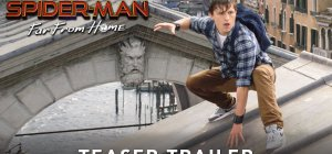 Spider-Man: Far From Home - Secondo trailer ufficiale